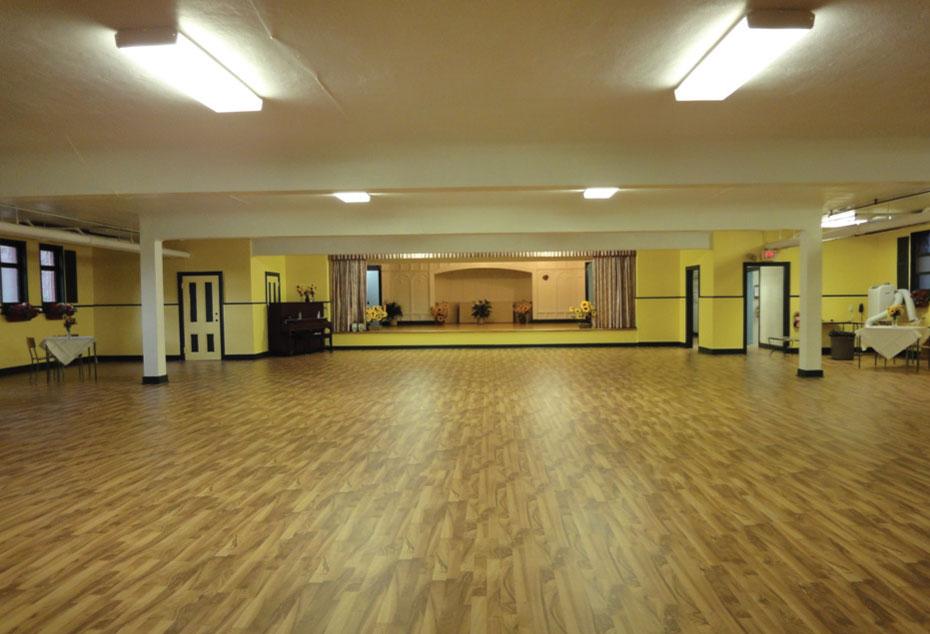 Parketni podovi za plesni podijum