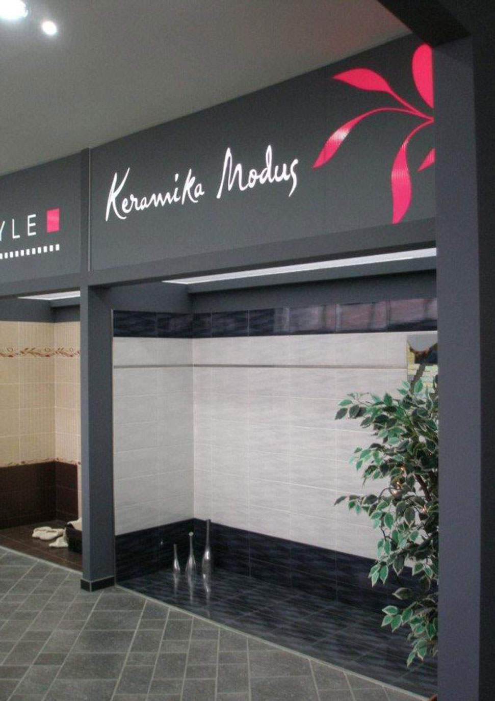 Keramika Modus showroom Zagreb