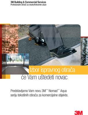 Pogledajte online brošuru Nomad Aqua otirači