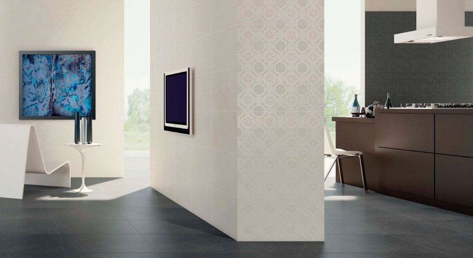 City - Minimilastička imitacija betona u pet prirodnih boja, idealna za kreatore modernih enterijera i eksterijera