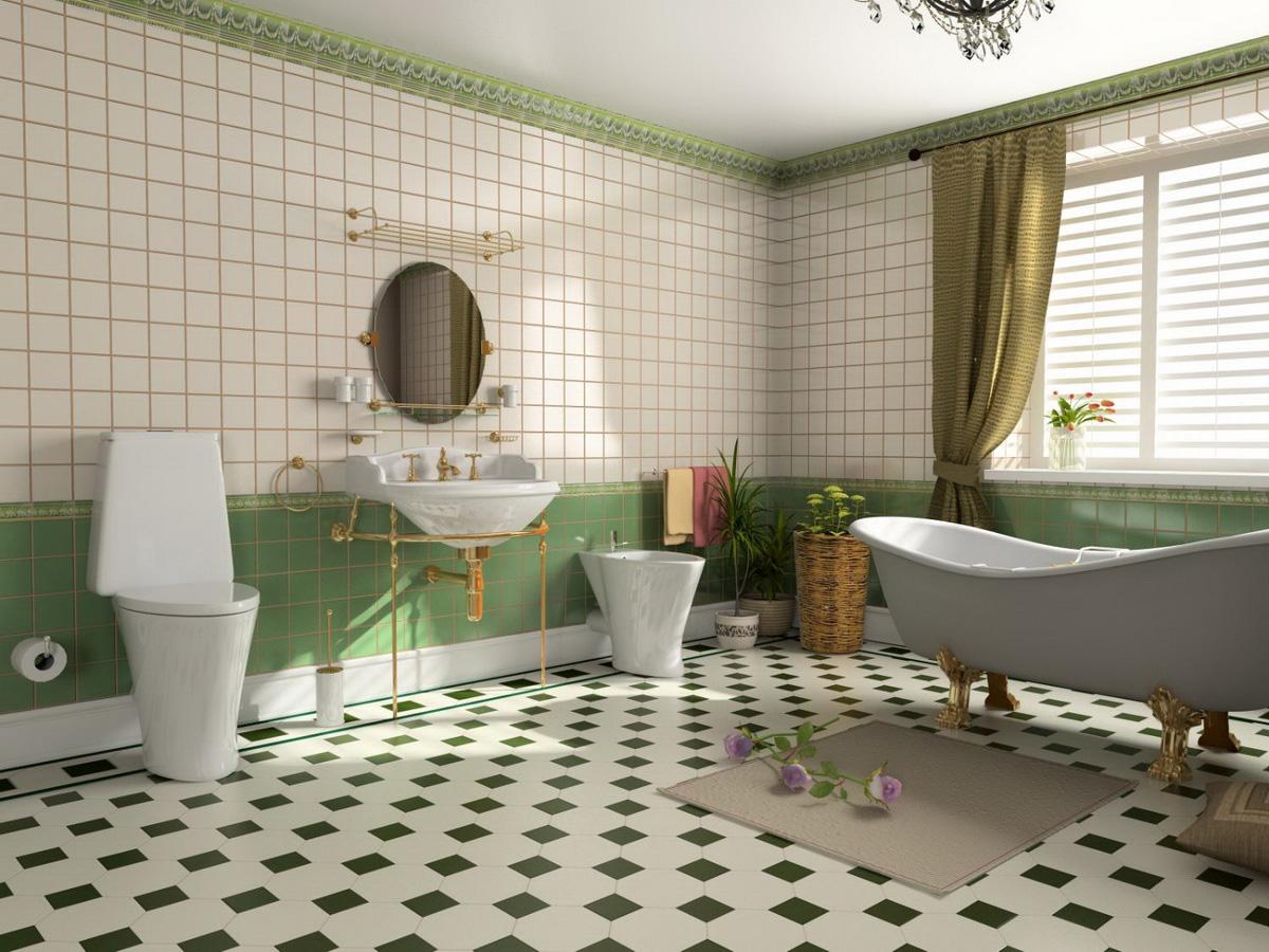Podne i zidne obloge - keramičke pločice za vaše kupatilo