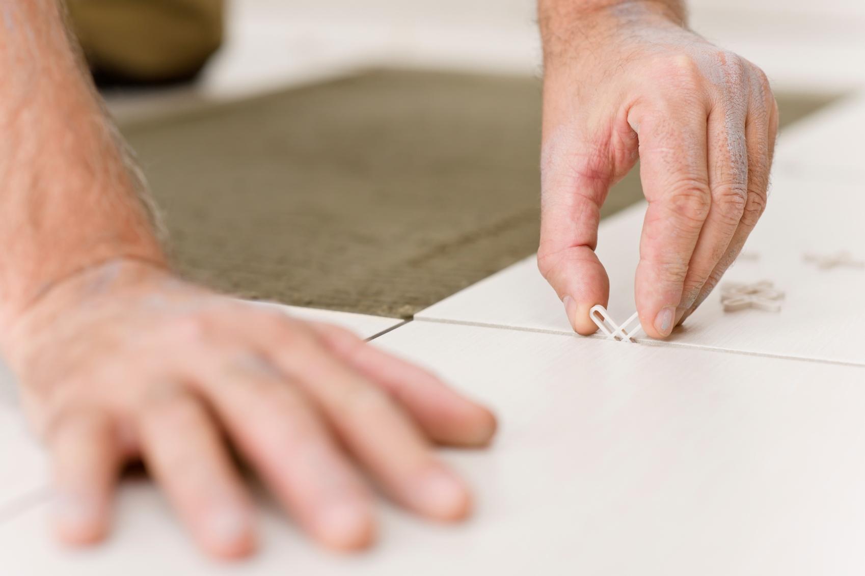 Polaganje obloga od keramičkih pločica i kamena