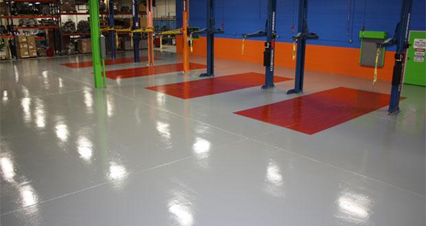 Održavanje industrijskih podova
