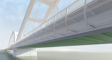 Izgled Žeželjevog mosta