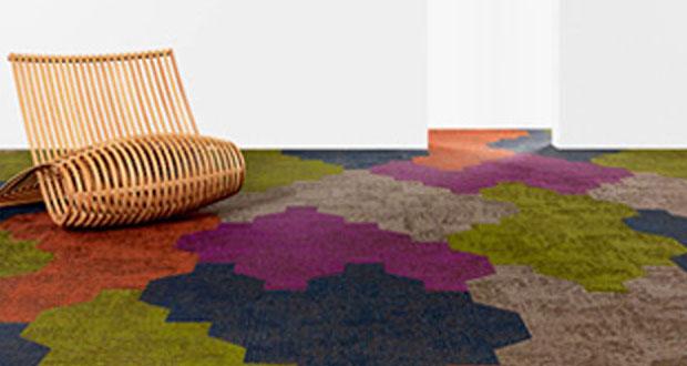 Tepih od recikliranih materijala