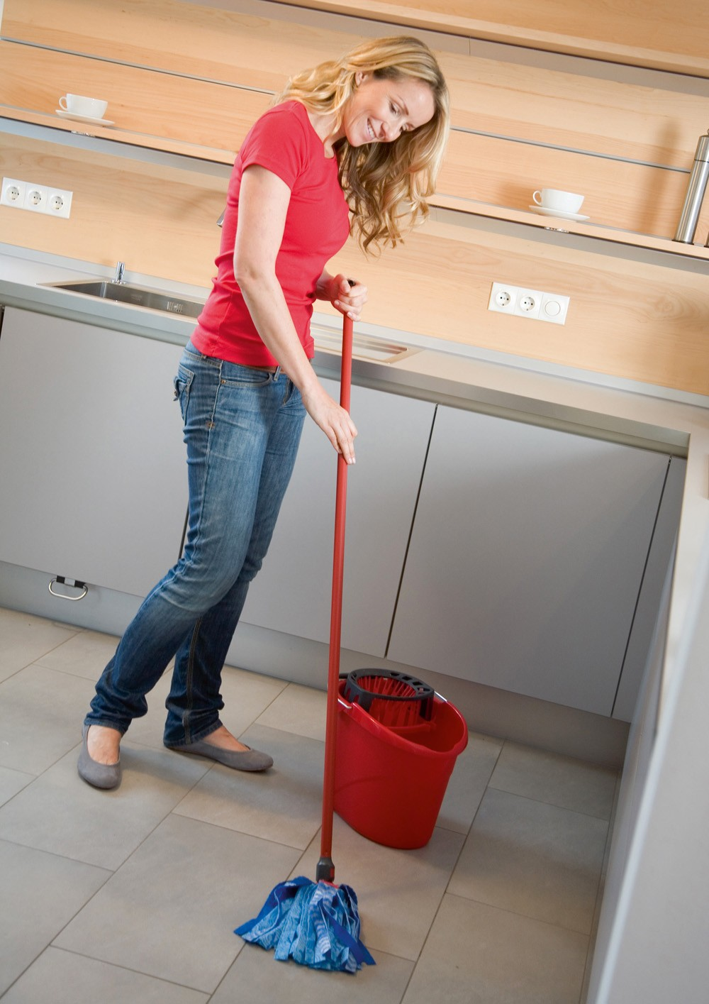 Naučite tehniku čišćenja sa malo uticaja