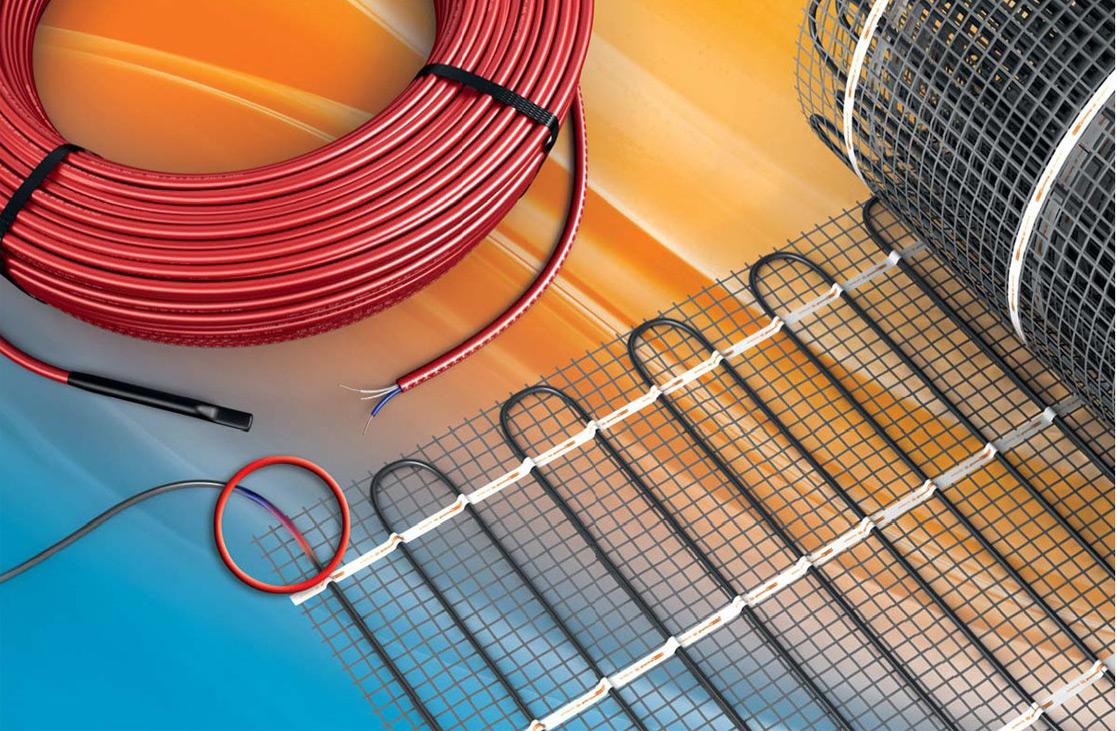 grejni kabel i mreža