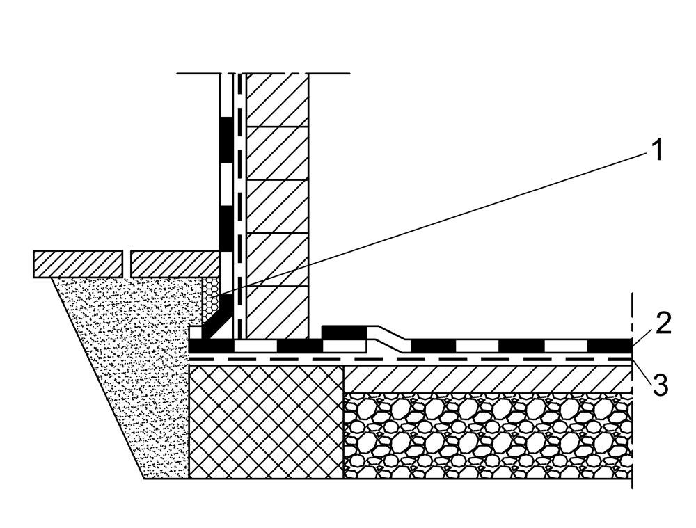 691- Hidroizolacija poslovnih i stambenih objekata