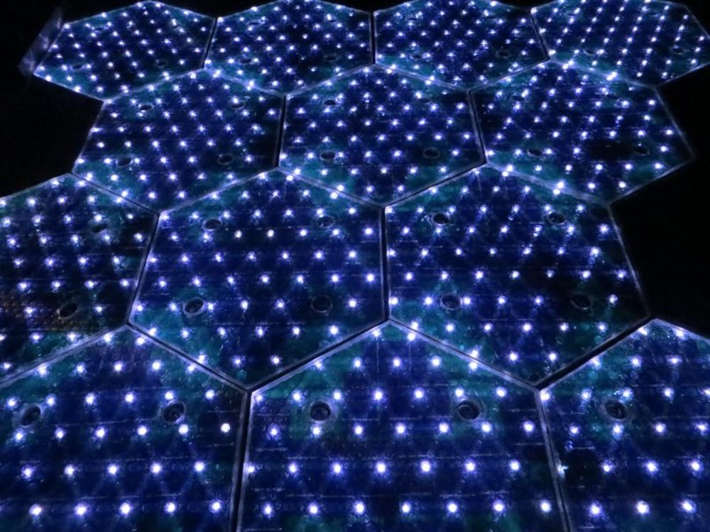 Paneli sa ugrađenim LED osvetljenjem