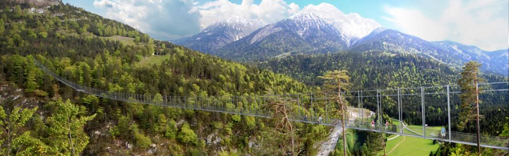 Ovaj neverovatan most je ušao i u Ginisovu knjigu rekorda