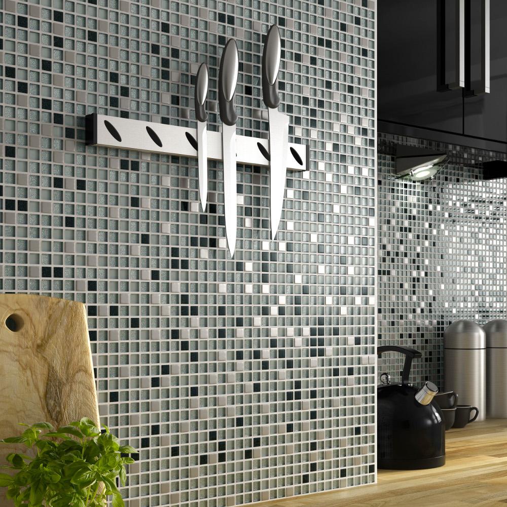 Svetlucavost i zavodljivost površine je posebna prednost mozaika