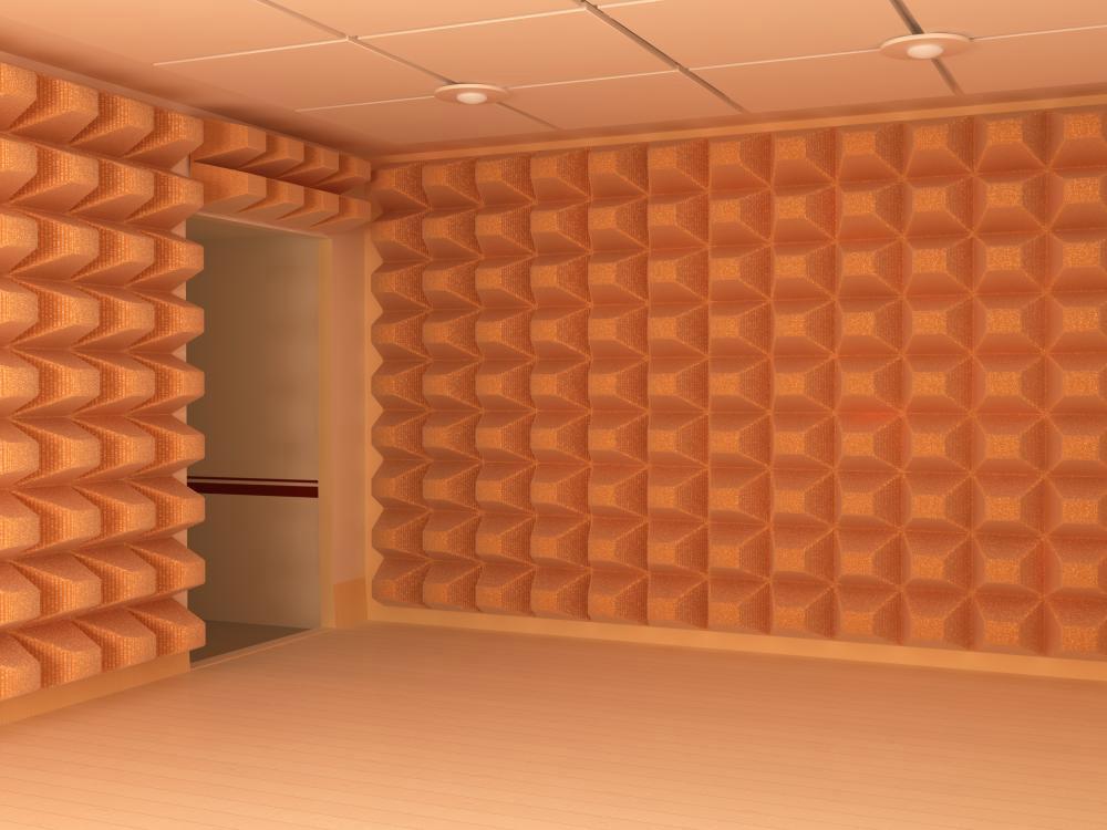 Smanjenje prodora zvuka može se postići i izradom mekanih podnih obloka kao što su meki linoleum ili tafting