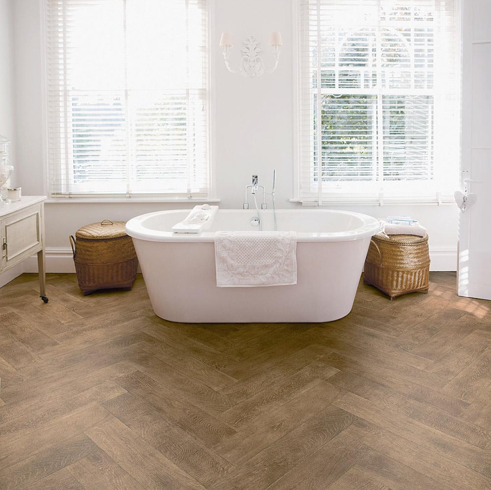 Drvo se može koristiti u kupatilima, jedino je bitno da impregnacija bude urađena kvalitetno