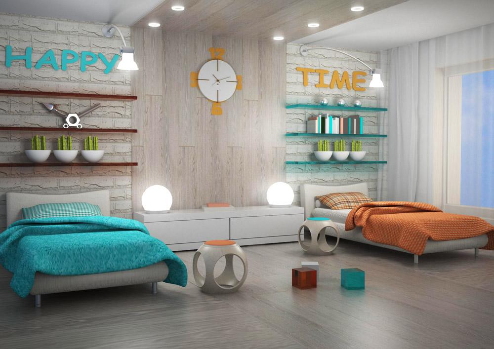 Podovi u dečijim sobama