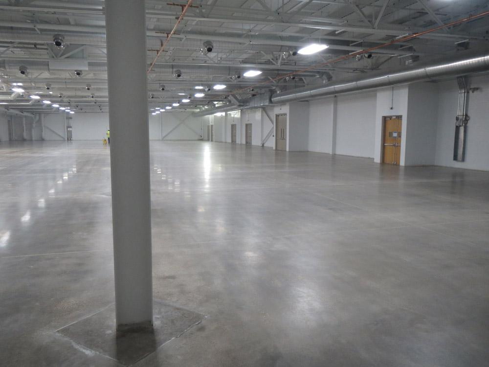 Većina industrijskih podova, čak 60%, urađena je u ovom materijalu