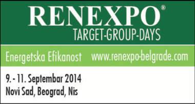 RENEXPO Target Group Days Naslovna