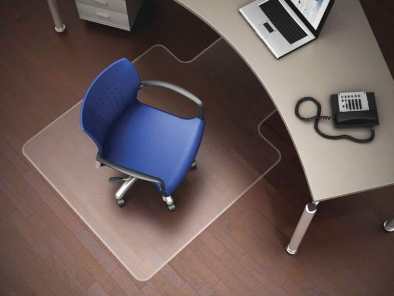 Otirač za stolice u kancelarijama čuva i produžava život vaših podova, štedi Vaš novac, nerve i vreme