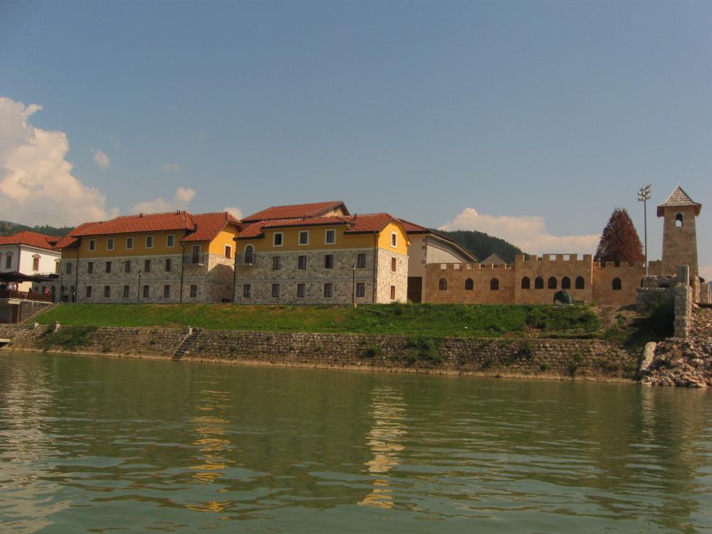 Prvi i jedini grad na svetu posvećen jednom Nobelovcu - Andrićgrad