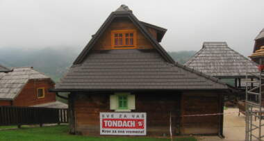 TONDACH - Naslovna