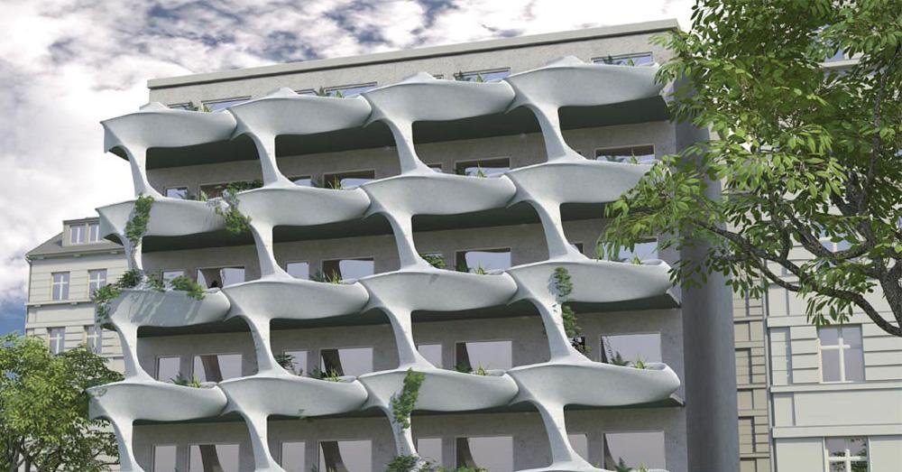 Pri određenim namenama, moguće je izbeći korišćenje klasično armiranog betona i odlučiti se za mikroarmirani