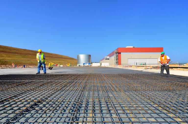 Vlakna u mikroarmiranom betonu su uniformno raspoređena i nasumično orijentisana