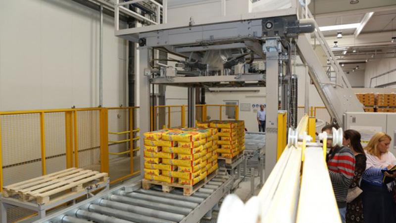 Fabrika Sika Srbija je u potpunosti automatizovana