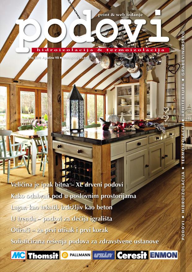 Prelistajte novembarski broj časopisa