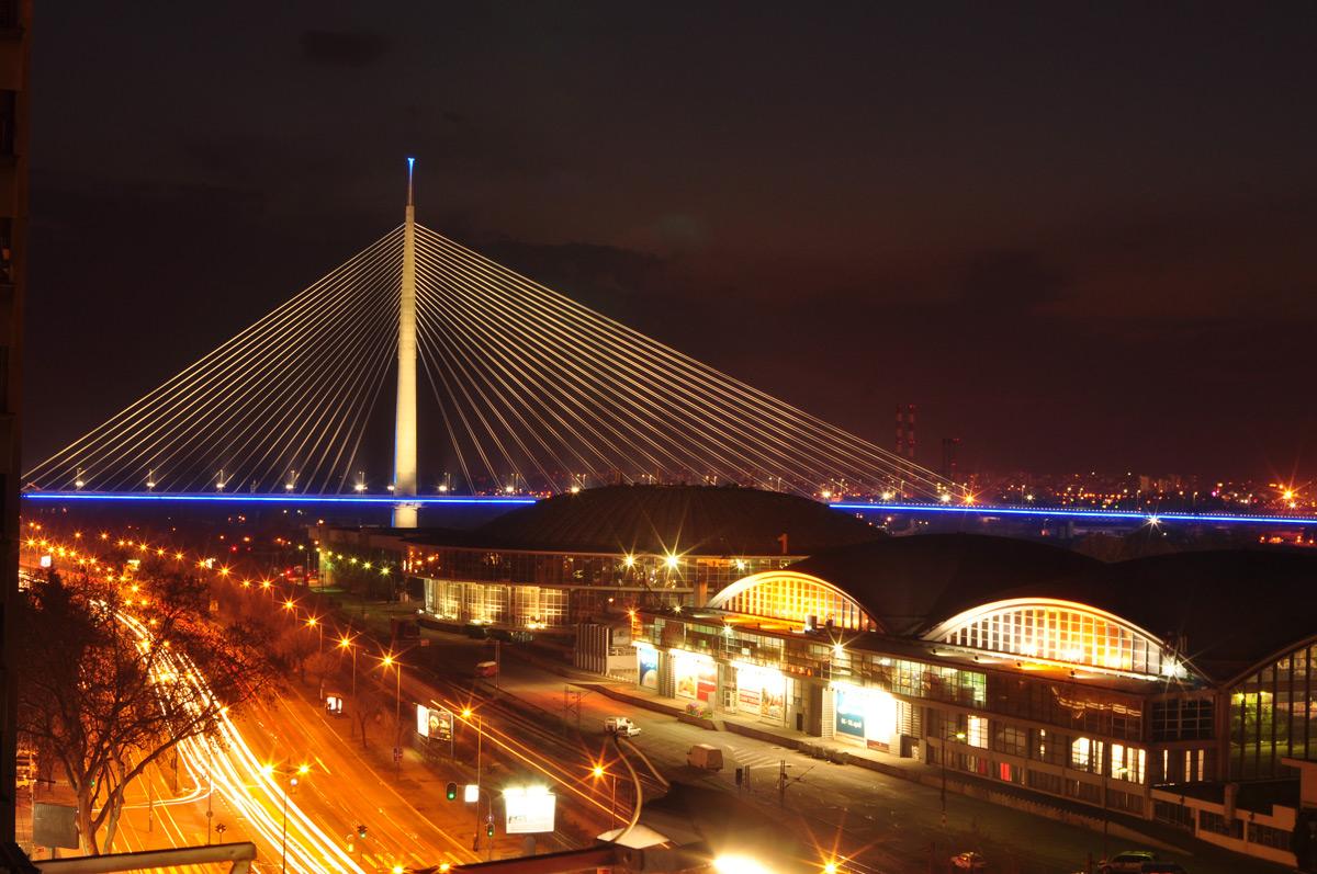 Sika - most na Adi