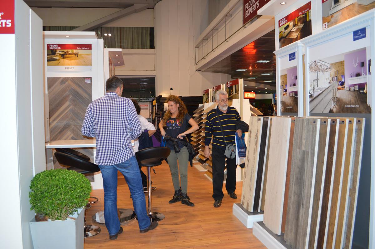 Beogradski Sajam nameštaja Floor Experts