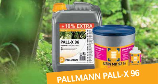 Pallmann PAll-X 96 Akcija