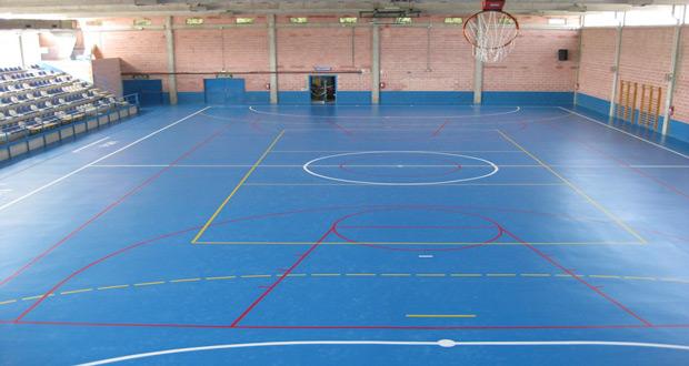 Izgled sportskog poda
