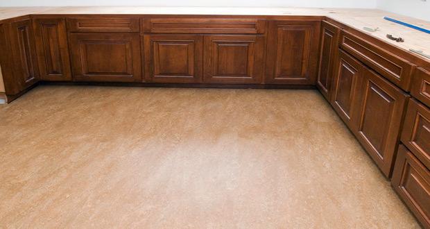 Podovi od linoleuma u kuhinjama