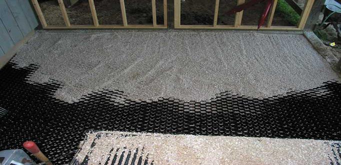 Postavljanje Ekviter podova