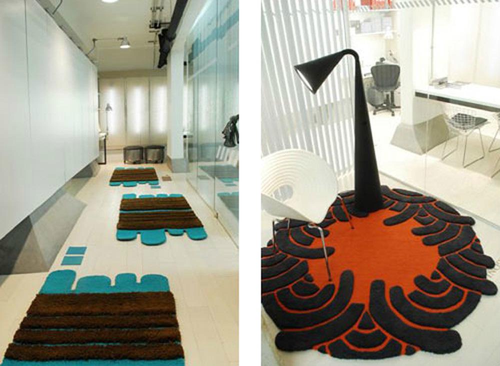 Tepihe možete da koristite na podovima ili da ih okačite na zidove poput tapiserija
