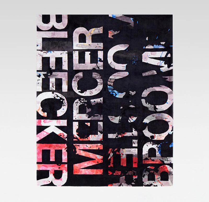 Tepisi su delo dizajnera iz kompanije ByHenzel