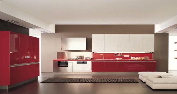 Pod od linoleuma u modernim kuhinjama