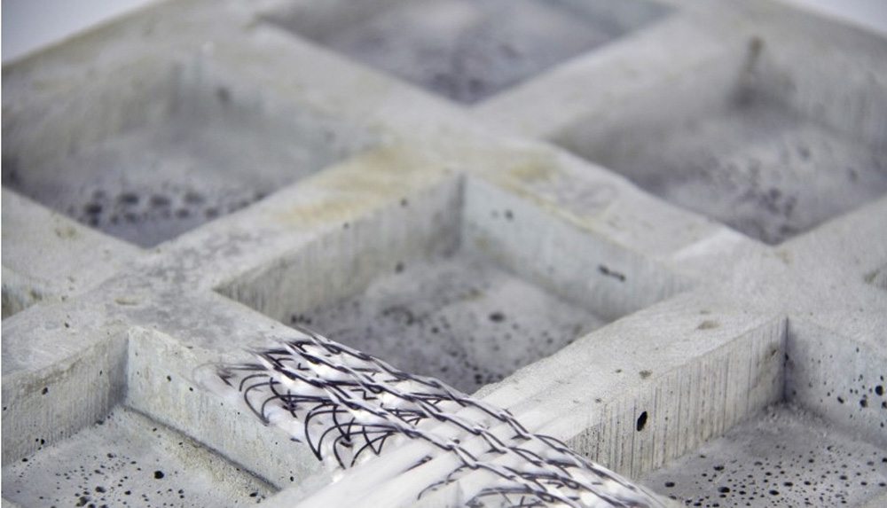 Sadašnja generacija tekstilnog ojačanja je dostigla snage od 1,500 N/mm²