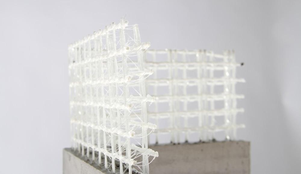 Pored velike uštede, ovako olakšan materijal dozvoljava i mnogo filigranije građevine