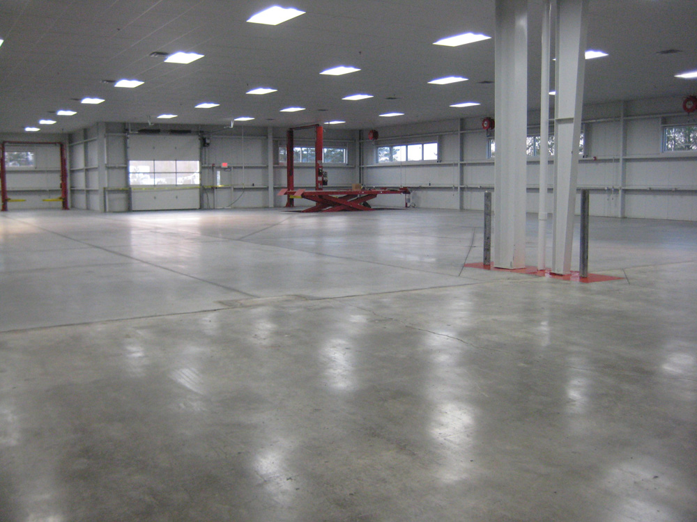 Veoma velika prednost betonskih podova je što su otporni na vlagu i plesni