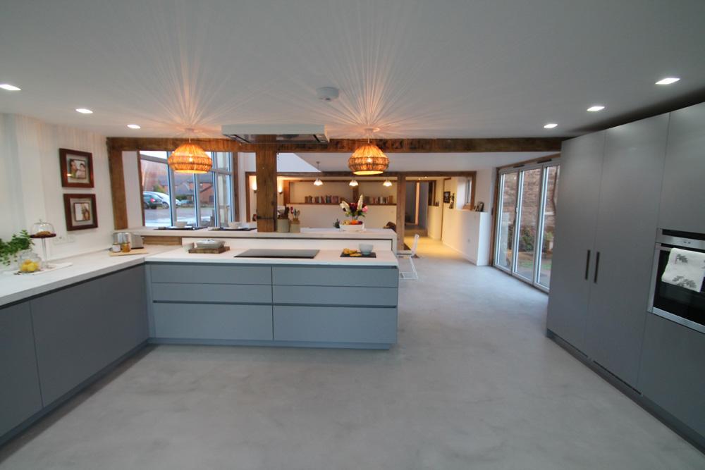 Betonski podovi su izuzetno dekorativni, higijenski i veoma lako se održavaju i čiste