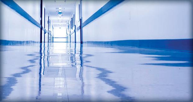 Izgled poda nakon tretmana abrazivnim sredstvima