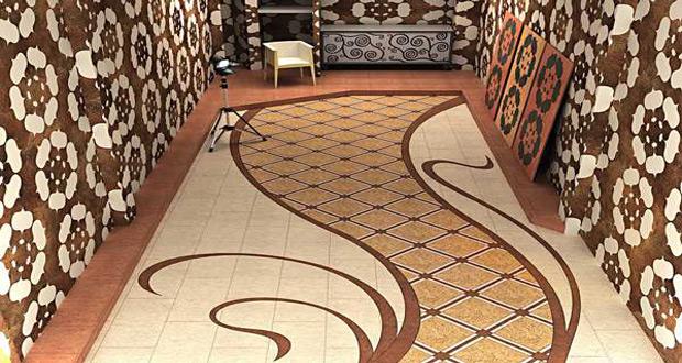 Dekorativni izgled poda