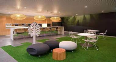 Zeleni prijateljski podovi