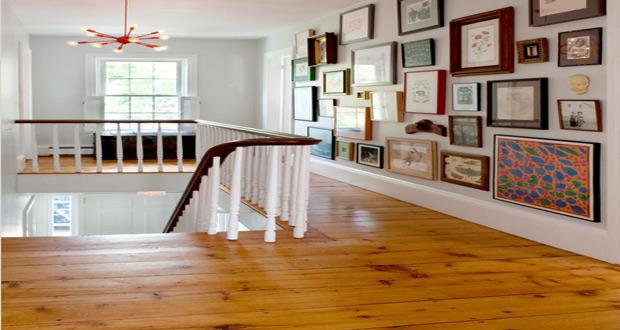 Galerije u hodniku vaseg doma