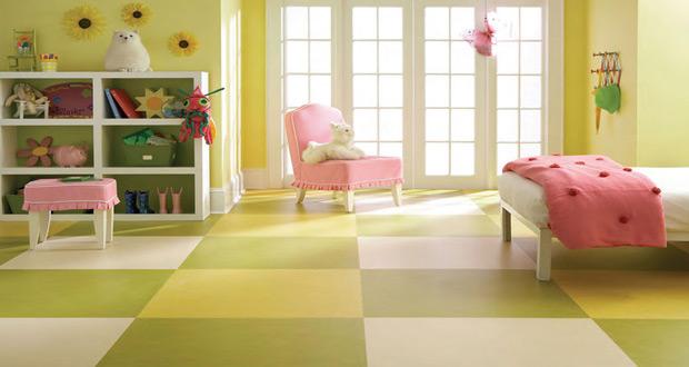 Linoleum podovi