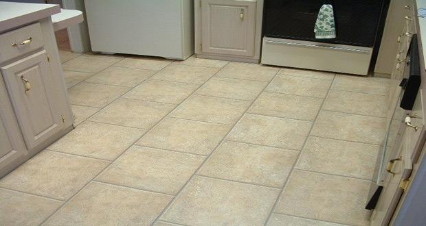 Izgled poda od laminatnih pločica