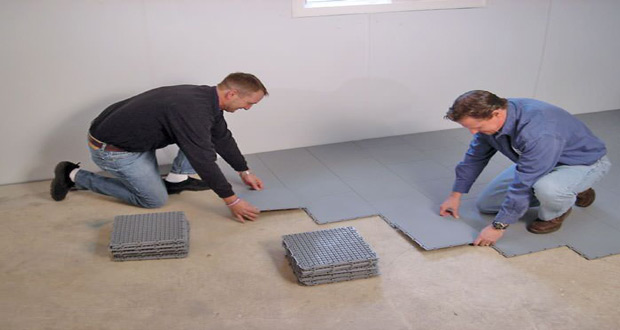 Postavljanje pločica na pripremljenu podlogu