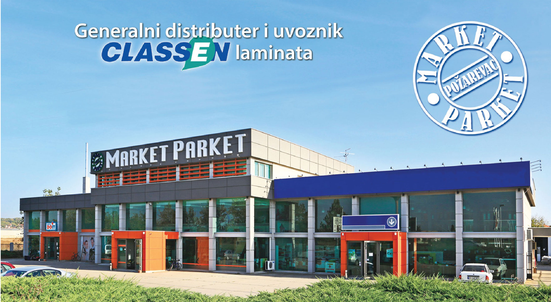 15 godina uspešne saradnje Market Parketa i Classena