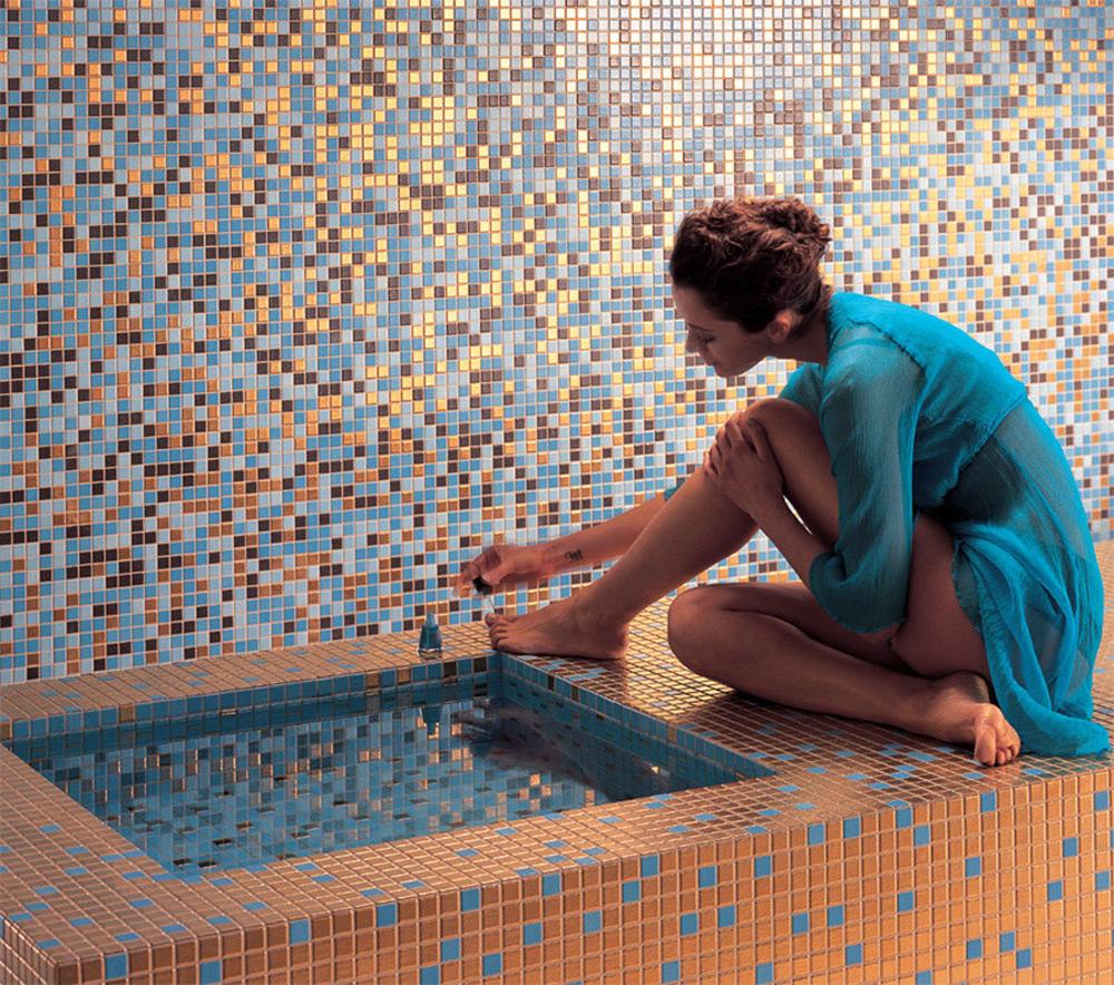 Raznolikost mozaik pločica