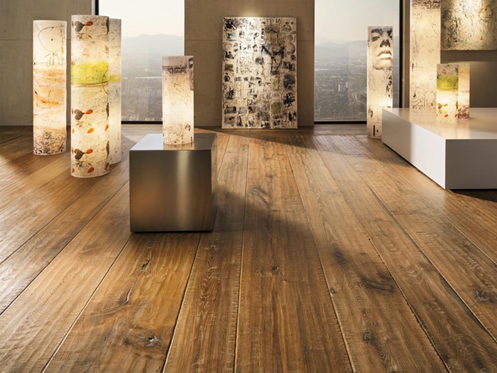 Klasičan drveni pod